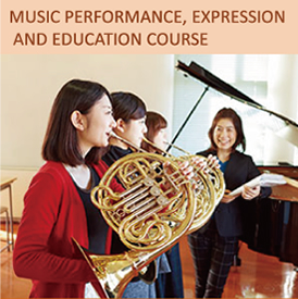 Music Performance, Expression and Education Course
