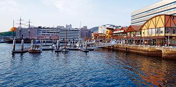Dejima Wharf