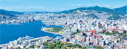 in Nagasaki